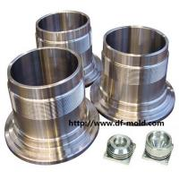 Wholesale Aluminum &  Stainless Steel Mechanical Parts Mechined, High Precision and non standards from china suppliers