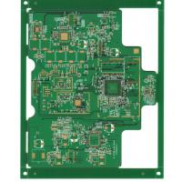 Wholesale High TG FR-4 CEM-1 CEM-3 6 layer PCB Multilayer 17.5um - 175um ( 0.5oz - 5oz ) from china suppliers
