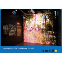 Wholesale 1 / 8 Scan P7.62 Digital LED Billboard , 	rental led display High Brightness from china suppliers