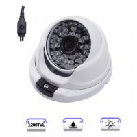 Wholesale 1200TVL AHD CCTV Camera Security Camera 48 IR LED Night Vision With OSD Menu from china suppliers