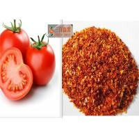 Wholesale 100% Natural Dehydrated Vegetable Flakes , Sun Dried Tomatoes Bright Red from china suppliers