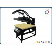 Quality Magnetic Manual Auto Open Large Format Heat Press Machine For T Shirt for sale
