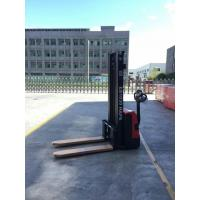 Buy cheap Electric Forklift ES1030 With adjustable fork capacity 1ton lifting 3m height from wholesalers