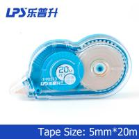 Wholesale OEM LPS Colored Correction Tape 20M PET Ergonomically Designed T-90213 from china suppliers