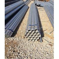 Wholesale Q215 , Q235 Oval Hot Dipped Galvanized Steel Pipe High Strength 25mm from china suppliers