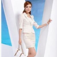 Wholesale 2012 Lady′s Office Uniform from china suppliers