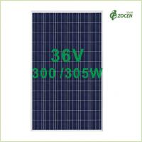 Wholesale 260 Watt / 265 Watt Polycrystalline Solar Panels 25 Years Lifespan from china suppliers