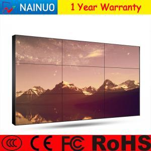 Buy cheap 60000 Hr Multi Screen Narrow Bezel Video Wall 4k Screen Monitor Wall Mounting from wholesalers