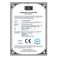 Shenzhen Huge Creation Technology Limited Certifications