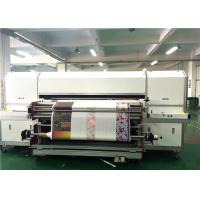 Wholesale Rioch Gen5 High Speed  Digital Textile printer with belt 120m2 per hour from china suppliers