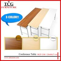Quality TCG Japanese folding meeting table for sale