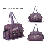 Wholesale Mummy travel bag in purple micro MH-1011 from china suppliers