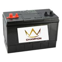 Wholesale Champion DIN 12V 125AH AMP MF Truck / Ship / Marine Lead Acid Battery from china suppliers
