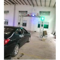 Quality Small X Ray Scanning Machine Vehicle Scanner For Car / Medium Vans / Truck Inspection for sale
