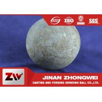 Wholesale Forging Steel Grinding Balls For Mining and Cement Plant , Ball Mill Grinding Media from china suppliers