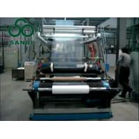 Wholesale Double Winder Multilayer Blown Film Extrusion with Rotary Die Head from china suppliers