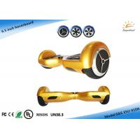 Wholesale 2 Wheel Electric Scooter Smart Balance Hoverboard , Two Wheel Balance Scooter from china suppliers