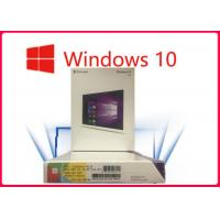 Wholesale Genuine 32bit 64bit Windows 10 Operating System COA X20 Full Version from china suppliers