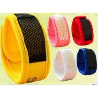 Wholesale Fashionable Mosquito repellent wrist belt,Neoprene wrist strap for Mosquito repellent from china suppliers