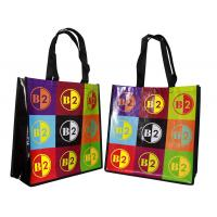 Wholesale Waterproof Non Woven Carry Bag Custom Printed from china suppliers