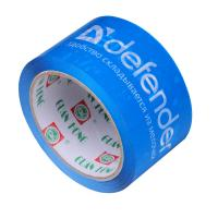 Wholesale Blue Printed Packaging Tape Water Activated Durable Viscosity 48mic from china suppliers