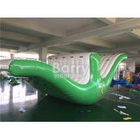 Wholesale Fashion Lake Inflatable Water Toys Inflatable Seesaw Inflatable Slide On Water from china suppliers