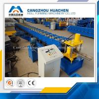 Wholesale High Performance Door Frame Roll Forming Machine PLC Control With Hydraulic Cutting from china suppliers