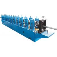 Tracking Profile Cold Roll Forming Machine For V Sturt Forming / Bending Machine
