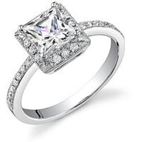 Wholesale 18k Diamond Engagement Ring,18k white gold jewelry,fine jewelry from china suppliers