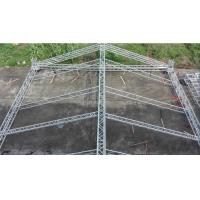 Wholesale Ladder Bolt Stage Lighting Truss LB 350 X 350 Environmentally Friendly For Exhibition from china suppliers