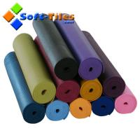 Buy cheap Top Quality TPE yoga mat 1830*310mm from wholesalers