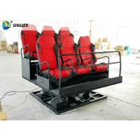 Wholesale 5D 7D XD Theater System Amusement Rides ,  Motion Seat Theater Simulator from china suppliers