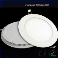 Wholesale aluminum body Panel LED Lights SMD LED Recessed Panel Light AC 85-265V from china suppliers