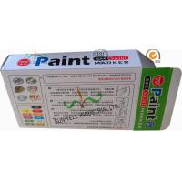 Wholesale Fancy Cardboard Office Paper Box , Multi Color Painting Marker Pen Packaging Box from china suppliers