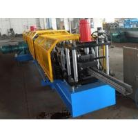 Wholesale High Efficient Storage Shelf Rack Roll Forming Machine 8 - 10m / min Producing Speed from china suppliers