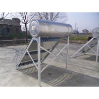 Quality Household Use Pressure Solar Water Heater With Integral High Density Polyurethane Foam Insulation for sale