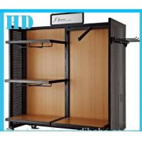 Wholesale Recyclable Wooden Display Stands Cabinet MDF For Clothes Displaying from china suppliers