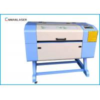 Wholesale Small Tube Mini Laser Cutting Machine For Nonmetal AC 220V / 110V 60w / 80w from china suppliers