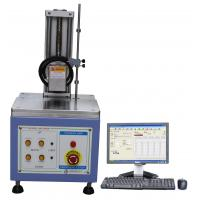 Buy cheap Rubber Key Switch Button Force Position Test Machine / Test Equipment with Computer from wholesalers