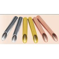 Wholesale BS2871 Copper Nickel Miniature Seamless Copper Tube 200mm / 100mm , Thick Wall 15mm from china suppliers