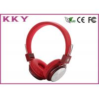 Wholesale Wireless Around Ear Headphones Sleek Design and Comfortable Fit Broadcast Headphone from china suppliers