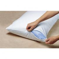 Wholesale 100% white cotton hotel pillow from china suppliers