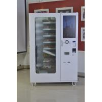 Wholesale Peanut Cheese Puff Sweets Small Vending Machine , Kiosk Merchandising Machine from china suppliers