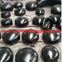 Wholesale seamless pipe cap supplier with competitive prices from china suppliers