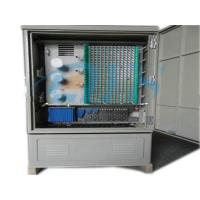 Wholesale 144C to 576C Fiber Optic Cross Cabinet from china suppliers