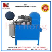 Buy cheap Single Buffing Machine by feihong heating machinery from wholesalers