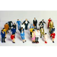 Wholesale Architectural Project Handmade Model People Figures For Train Model Professional from china suppliers