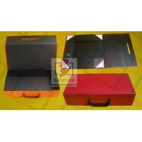 Wholesale Foldable Cardboard Presentation Boxes , Cardboard Packaging Boxes from china suppliers