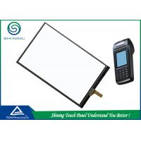 Wholesale 4 Inch Resistive POS Computer Touch Screen 4 Wire , FPC Single Touch Panel from china suppliers