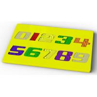 Wholesale Silicone interesting number jigsaw puzzles from china suppliers